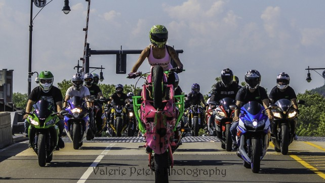 Patrick Thomas Memorial Ride – Valerie Peters Photography